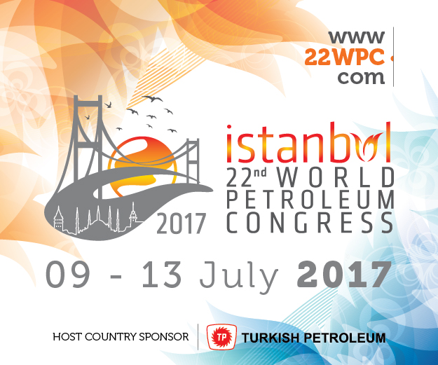 Istanbul 22nd world petroleum congress 2017